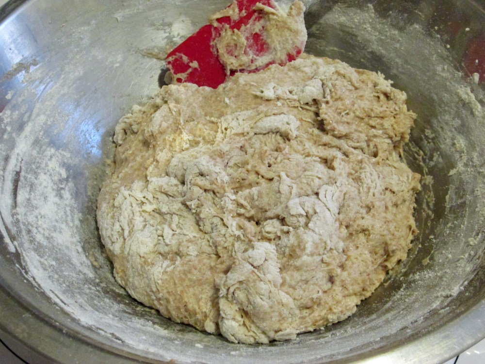 Honey Whole Wheat Bread (2/6)