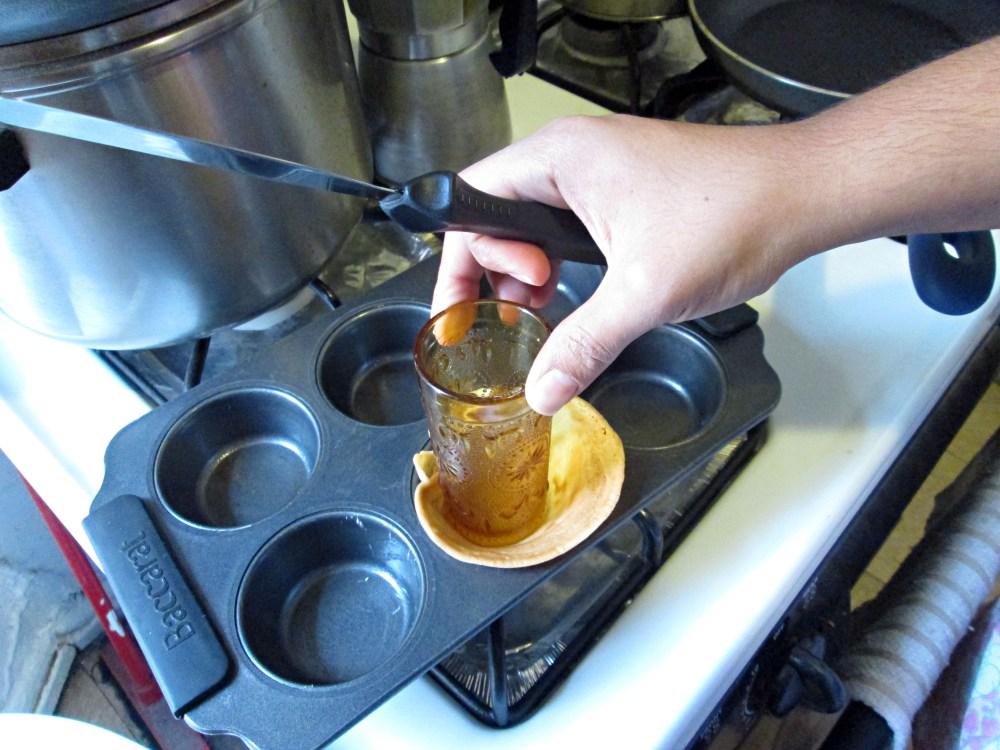 No Churn Coffee Ice Cream and DIY Cone Cups (6/6)