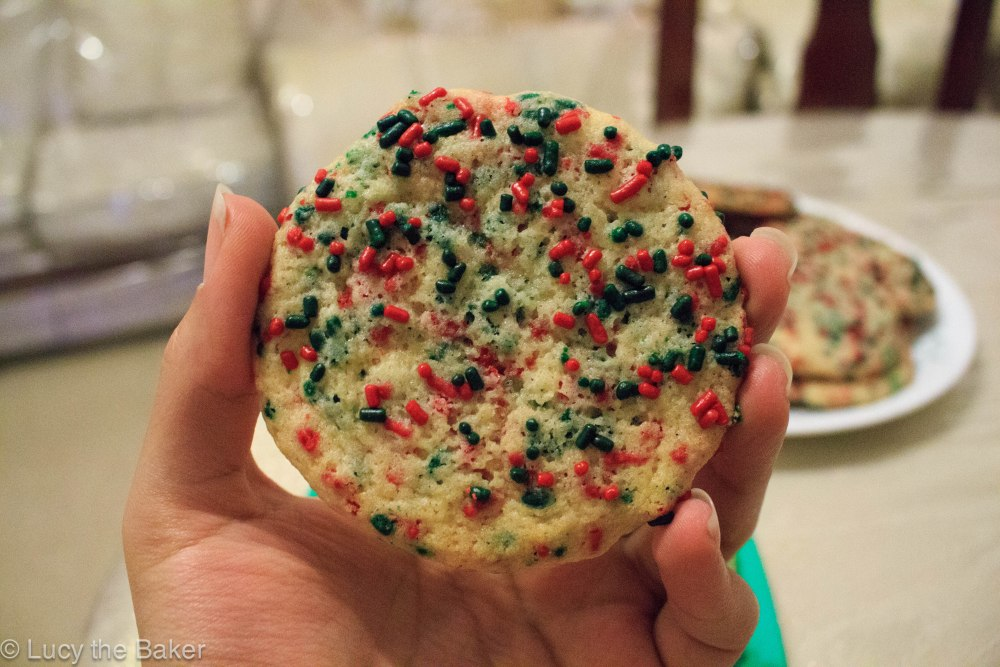 Christmas Confetti Cookies (6/6)