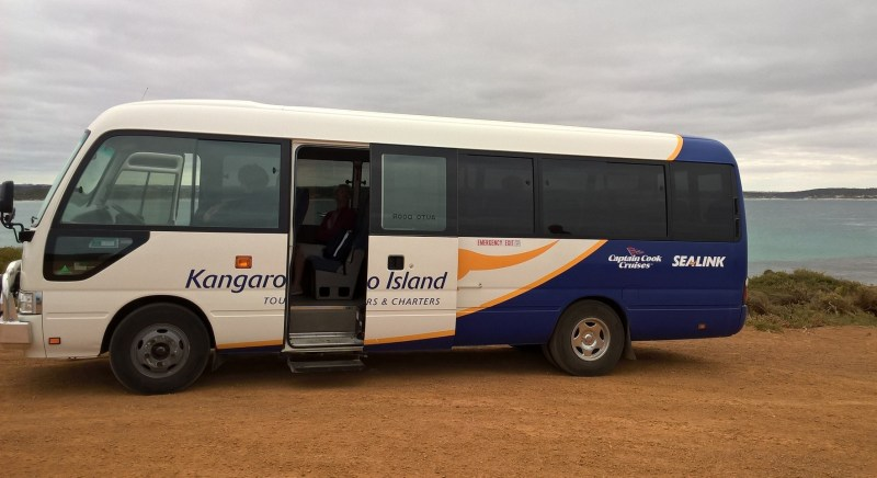 Kangaroo Island tour guidato con navetta Sealink
