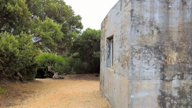 Bunker di Cape Otway