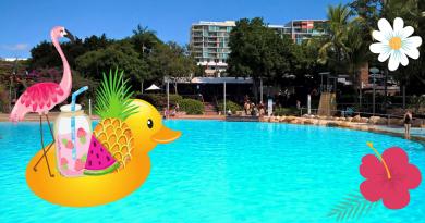 brisbane piscina street beach - tropicale
