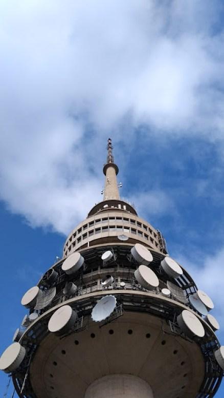 Torre delle telecomunicazioni di Canberra: Telstra Tower