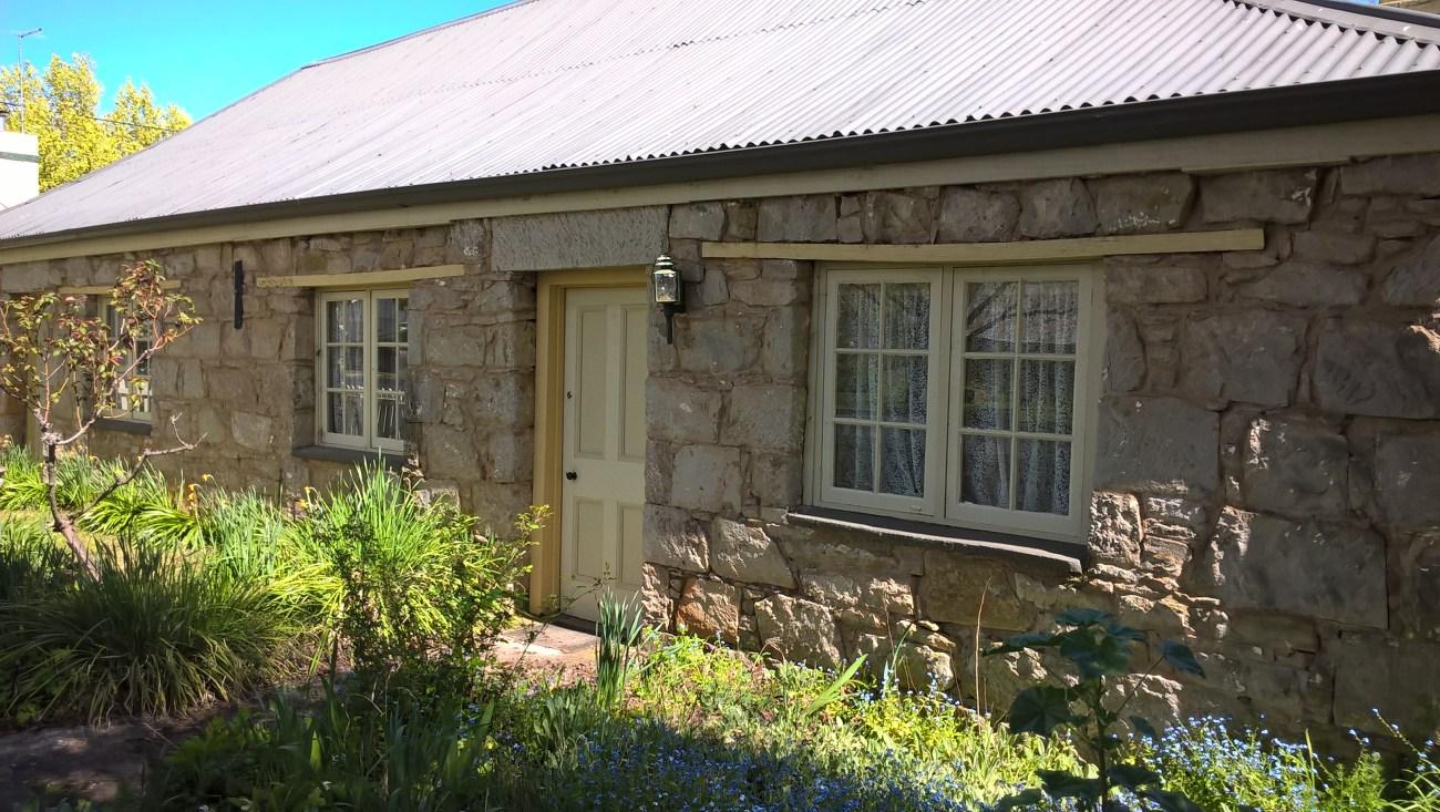 cottage evandale tasmania