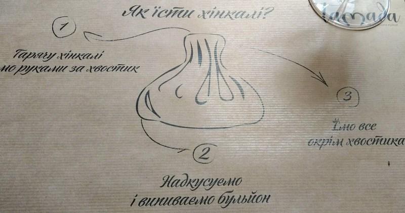 istruzioni ravioli ucraini