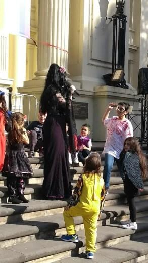 bambini spooktober 2