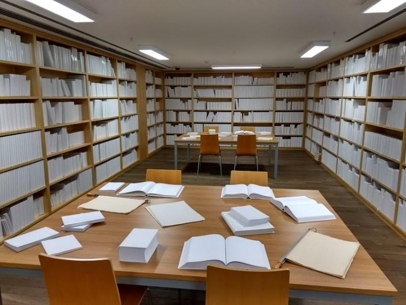 libri senza parole al museo MONA di Hobart