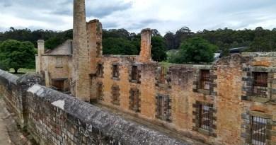 Port Arthur, Tasmania: le rovine dell'ex-prigione da visitare