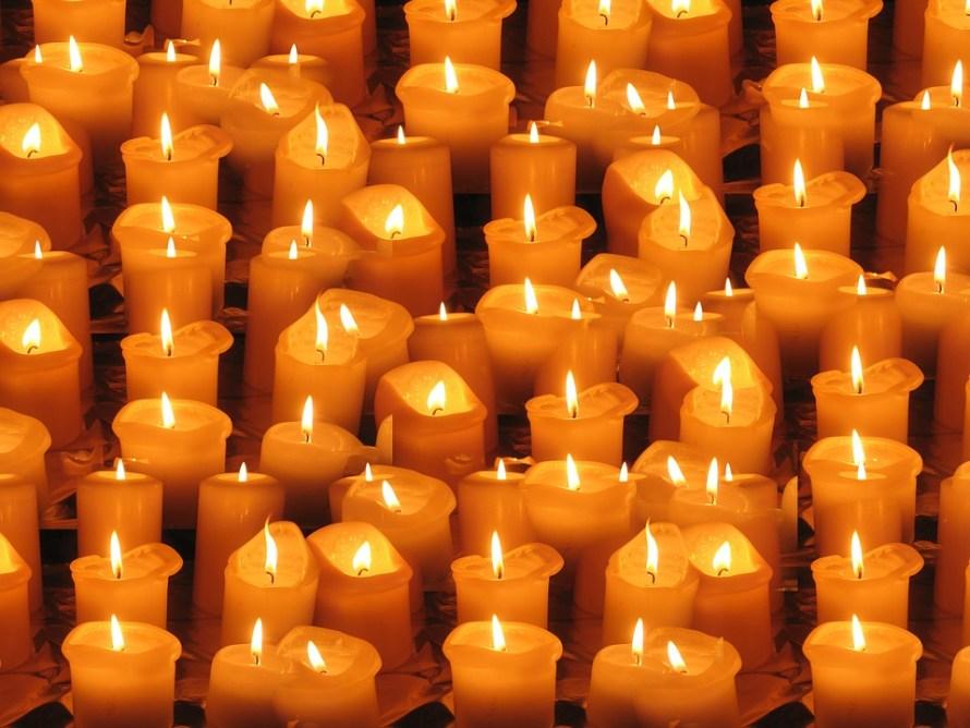 fiammelle candele