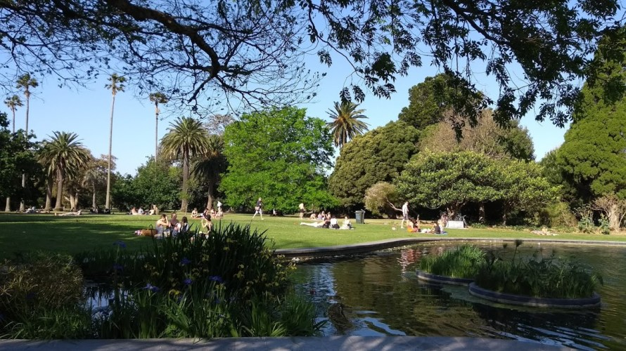 st kilda botanical garden estate