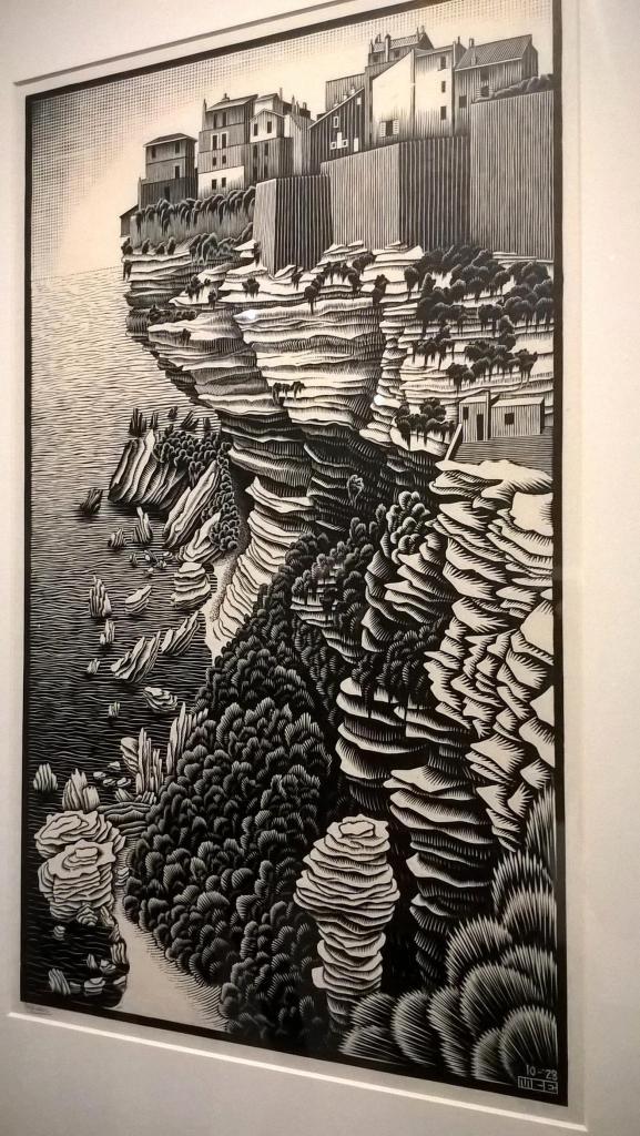 Escher disegni italiani
