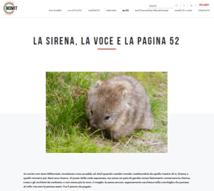 spaesamento linguistico lucy the wombat guest post nomit il globo
