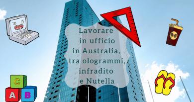 australia lavoro in ufficio