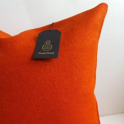 Dark Burnt Orange Cushion
