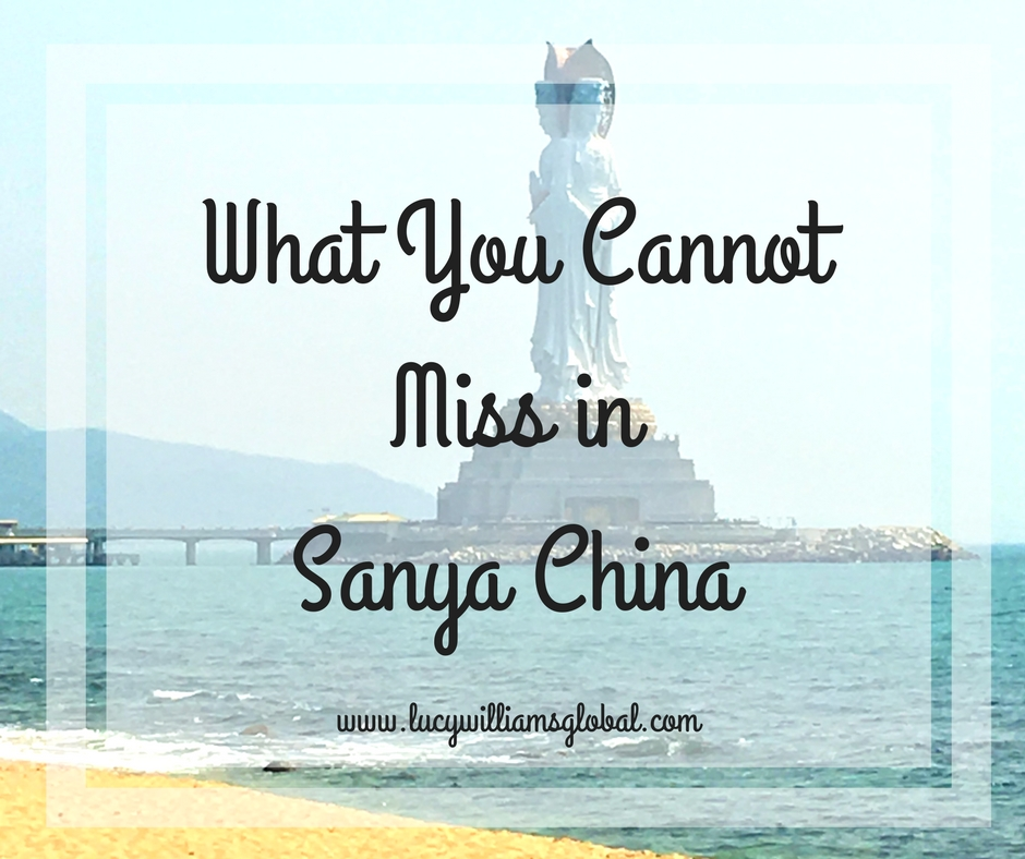 What You Cannot Miss in Sanya China - Lucy Williams Global