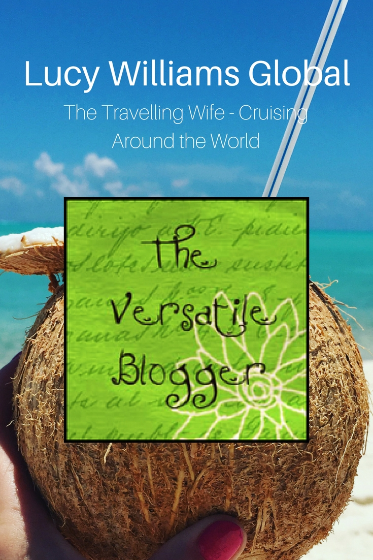Lucy Williams Global The Versatile Blogger