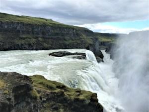 Gullfoss Waterfall Iceland - Lucy Williams Global