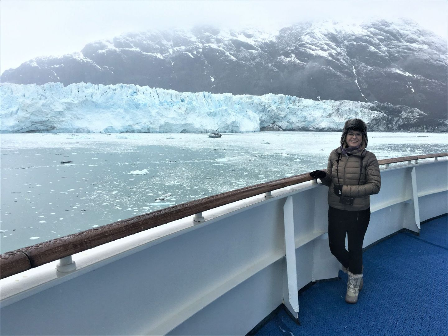 Alaska Scenic Cruising in Glacier Bay - Lucy Williams Global