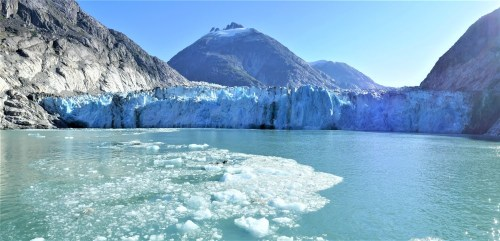 Dawes Glacier Alaska - Lucy Williams Global
