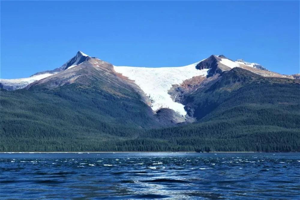 Dawes Glacier Endicott Arm Alaska Glacier Tour