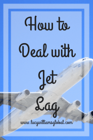 How to Deal with Jet Lag - Lucy Williams Global