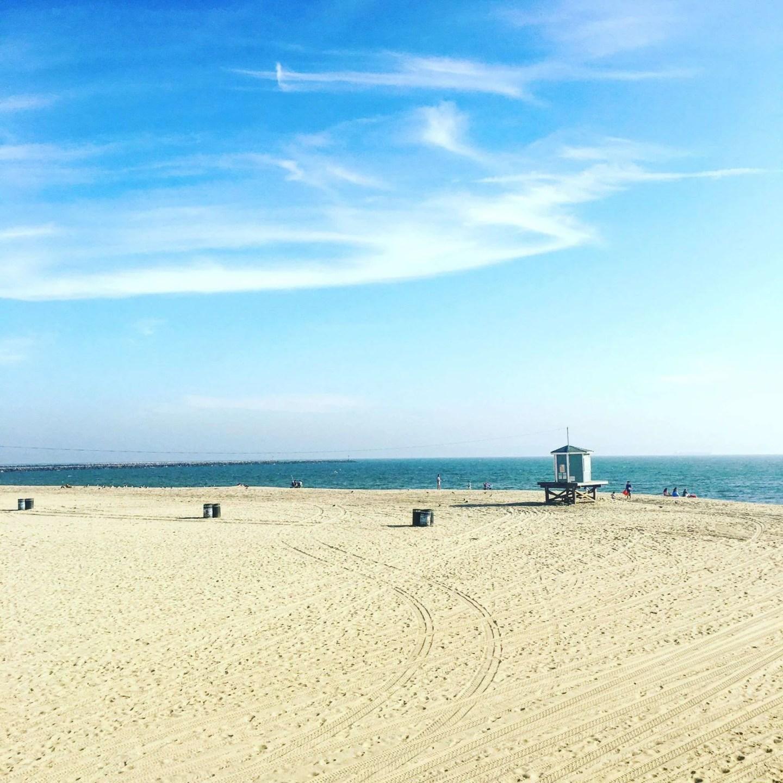 Seal Beach Californian USA
