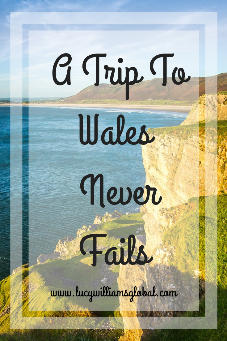A Trip To Wales Never Fails UK