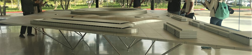 Apple Park Model - Lucy Williams Global
