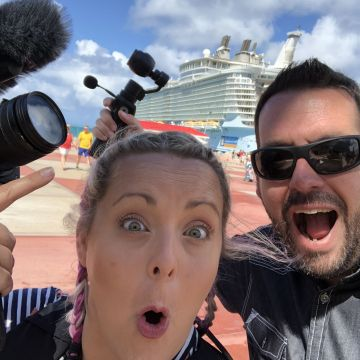 Cruise Tips From Cruise Ship Passengers Part 3 - Lucy Williams Global - Sean and Stef IRL