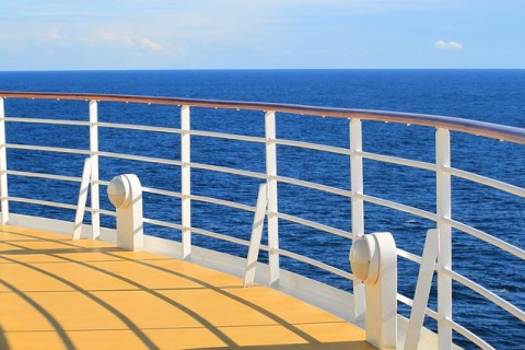 Cruise Ship Deck - Lucy Williams Global
