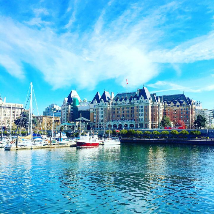 What to do in the Cruise Port of Victoria BC Canada - Lucy Williams Global