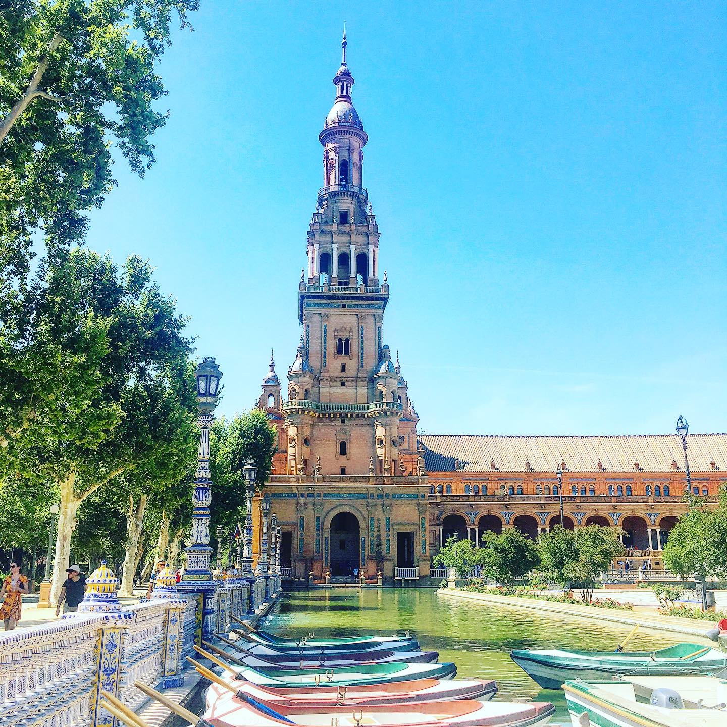 Cruise Port Guides: Seville Spain - Lucy Williams Global
