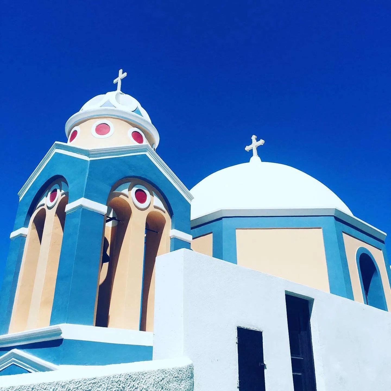 Santorini Greece - Lucy Williams Global
