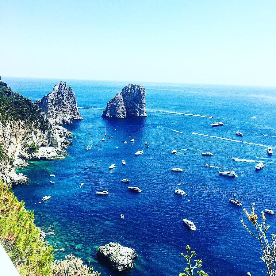 Cruise Port Guides: Capri Italy