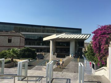 Acropolis Museum Athens Greece - Lucy Williams Global