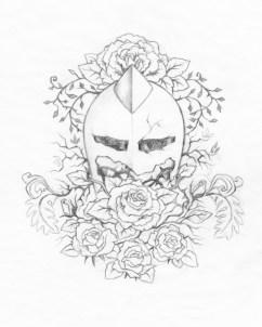 Lucy Yu Artemuse - Ella - Warrior Final Tattoo