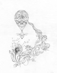 Lucy Yu Artemuse - Nini M - Air tattoo