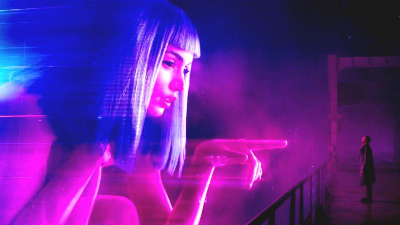 Hologram Girl From Blade Runner 2049 Live Wallpaper Blade Runner 2049 A Luddite Robot Conversation Luddite