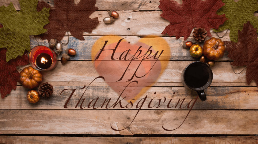 A special Thanksgiving blog (with an American English/British English twist)