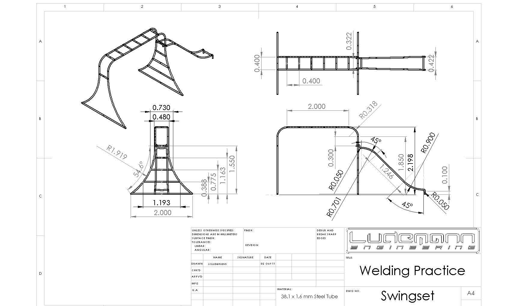 Wooden Swing Set Plans Download Free Plans Free Download