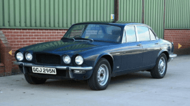 1976 Jaguar XJ6 3.4 Manual