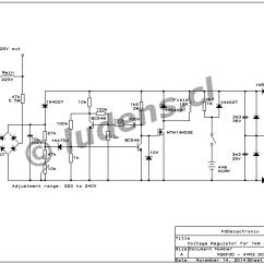 Generator Avr Circuit Diagram Bosch 12v Relay Wiring Voltage Regulator For Synchronous
