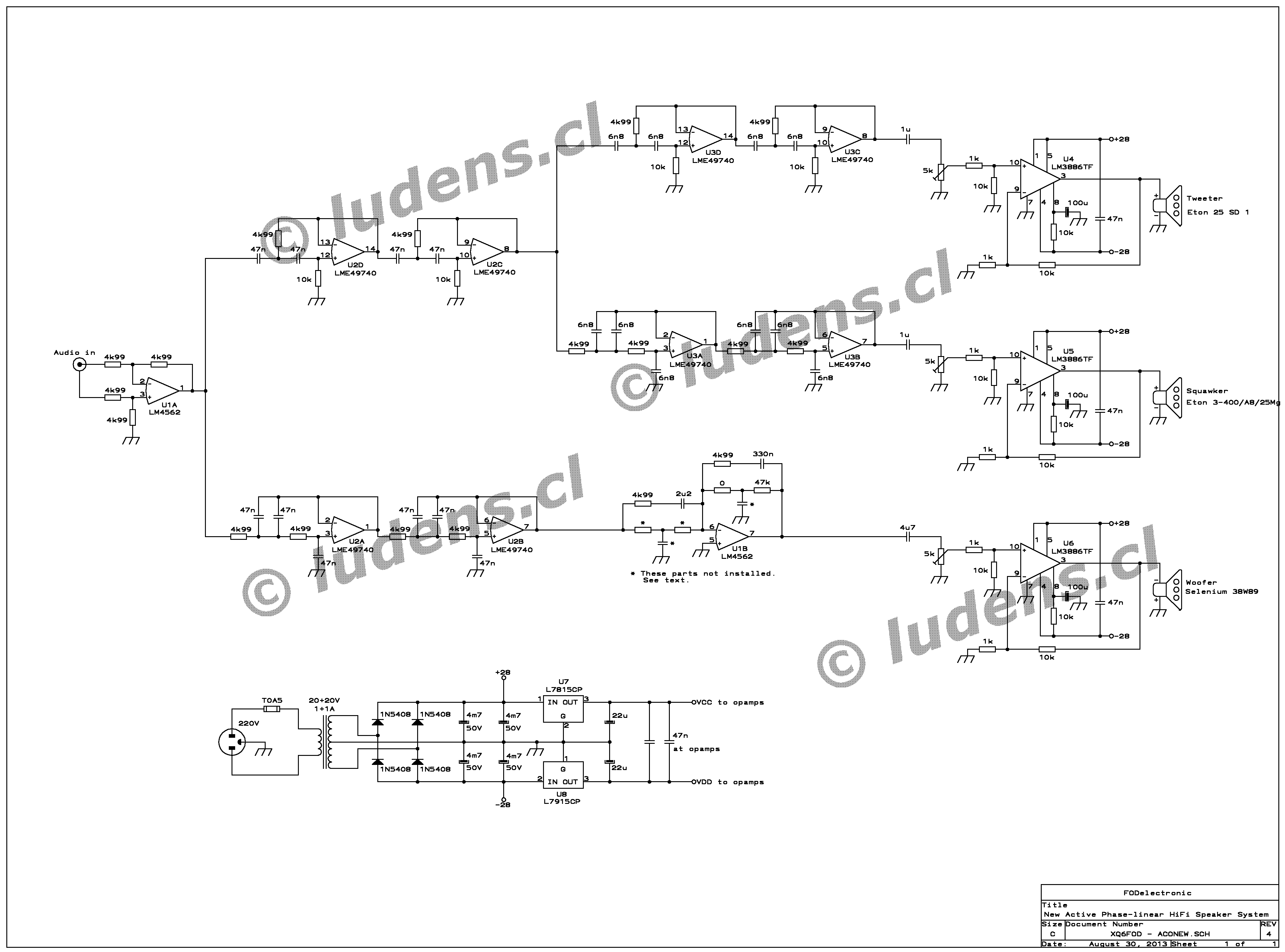 series speaker crossover wiring diagram 2005 grand cherokee radio circuit schematic diagrams jbl 4412 2 way with library