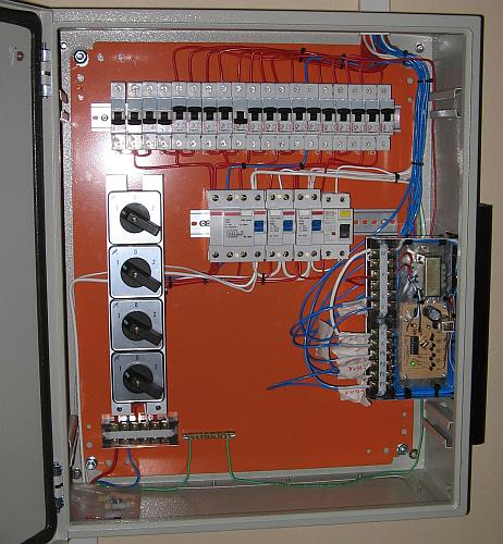 110v 3 Phase Wiring Diagram Electronic Load Controller For Microhydro System