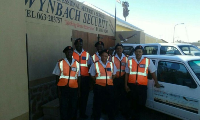 Wynbach Security Crew1