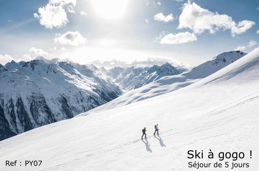 Ski à gogo