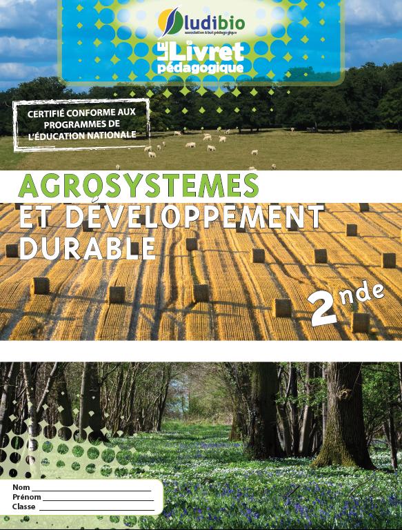 Livret agrosystème et développement durable