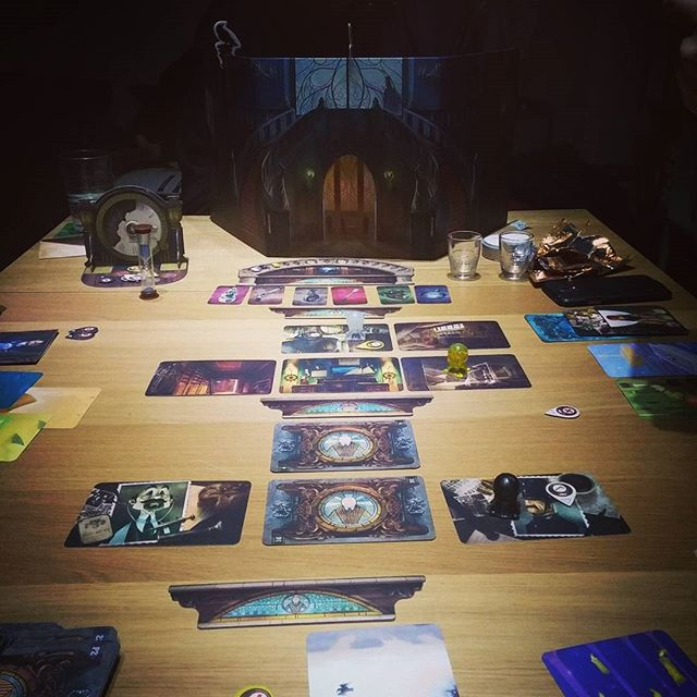 [played4you] Mysterium, R.I.P. Malcolm Crowe