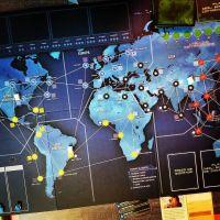 [Pandemic Legacy] Febbraio s01e02