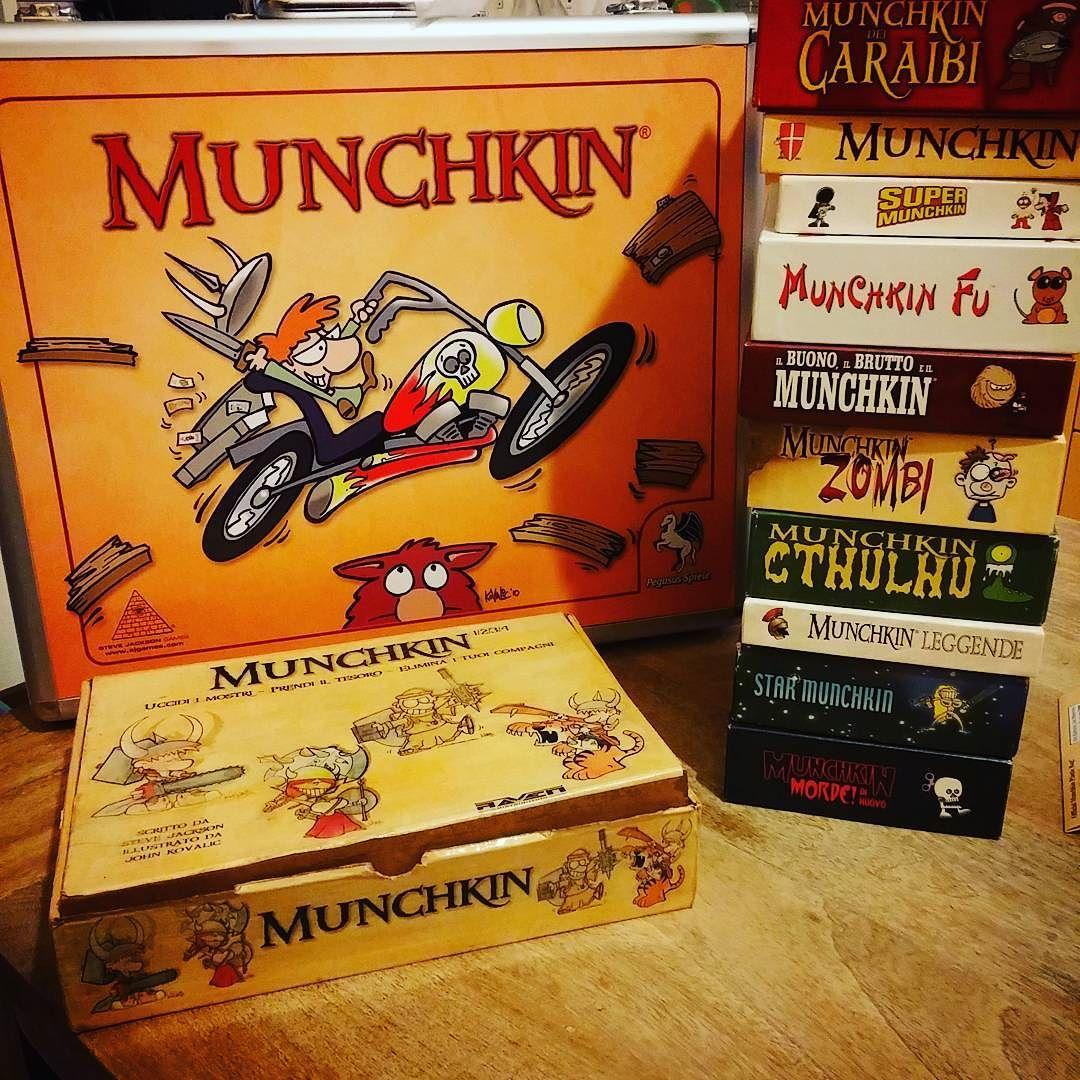 Munchkin... ecco perché mi piace.
